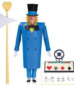 x_dccaug150308 DC Comics Akciófigura - Batman The Animated Series The Mad Hatter 15 cm