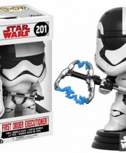 x_fk14749 Star Wars Episode VIII Funko POP! Figura - First Order Executioner 9 cm