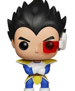 x_fk3991 Dragonball Z POP! Vinyl Figure Vegeta 10 cm