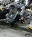 x_ge3223 Deus Ex Mankind Divided PVC Szobor – Adam Jensen 21 cm