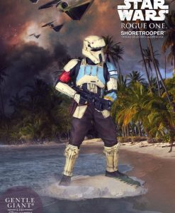 x_gent80738 Star Wars Rogue One Collectors Gallery Szobor - 1/8 Shoretrooper 22 cm