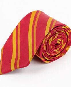 x_lc199420 Harry Potter - Griffendél (Gryffindor) címeres LC Exclusive nyakkendő