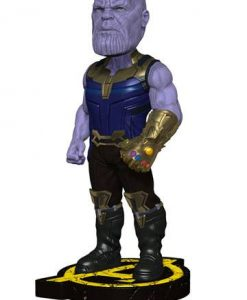 x_neca61787 Marvel Comics - Avengers Infinity War Head Knocker Bobble-Head Thanos 20 cm