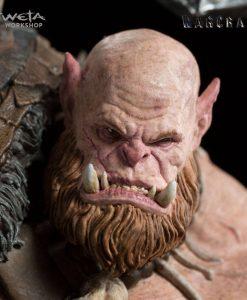 x_weta1959 Warcraft Szobor 1/10 - Orgrim 33 cm