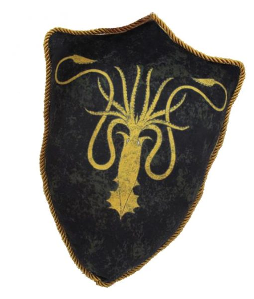 xface408521_a Game of Thrones - House Greyjoy 56 cm párna
