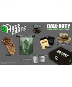 d_mer-1070 Call of Duty Modern Warfare - Huge Crate Fan Box
