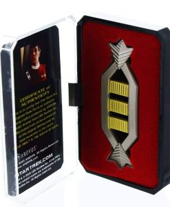 x_ano02043 Star Trek Replica 1/1 - Rank kitűző Captain Spock
