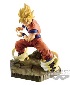 x_banp82404 Dragonball Z Absolute Perfection Figura - Son Goku 15 cm