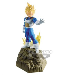 x_banp82405 Dragonball Z Absolute Perfection Figura - Vegeta 17 cm
