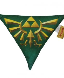 x_crw41535 The Legend of Zelda párna - Triforce 35 x 45 cm
