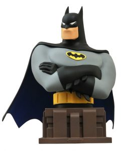 x_diamapr152298 Batman The Animated Series PVC Bust - Batman 15 cm