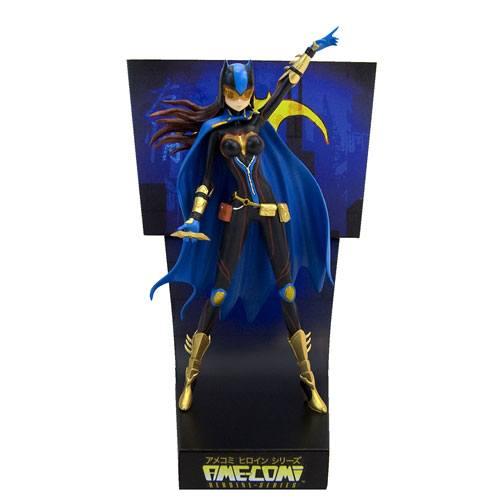 x_face408335 DC Comics Premium Motion Szobor - Batgirl 23 cm