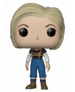 x_fk32828 Doctor Who Funko POP! figura - 13th Doctor 9 cm