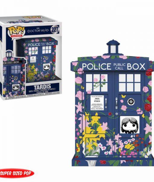 x_fk33284 Doctor Who - Funko POP! Figura Clara's Memorial Tardis 15 cm
