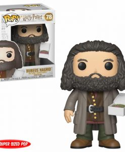 x_fk35508 Harry Potter Funko POP! Figura - Hagrid with Cake 14 cm