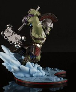 x_mvl-0024 Marvel Comics Thor Ragnarok Q-Fig MAX Diorama - Hulk 18 x 14 cm
