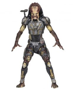 x_neca51572 Predator 2018 Akciófigura - Ultimate Fugitive Predator 20 cm