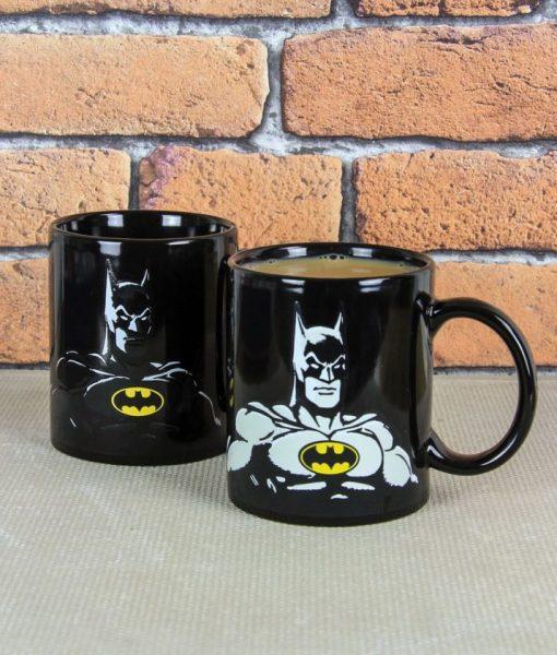 x_pp3329dc DC Comics hőre változós bögre - Batman