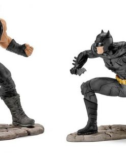x_sch22540 DC Comics Schleich Figura - Justice League Batman vs. Bane 10 cm