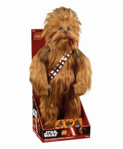 x_ugtsw00733 Star Wars - Mega Poseable Talking Plüss Figura Roaring Chewbacca 61 cm *English Version*