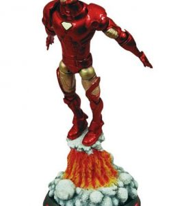 d_diamapr083470 Marvel Select Akciófigura - Iron Man 18 cm