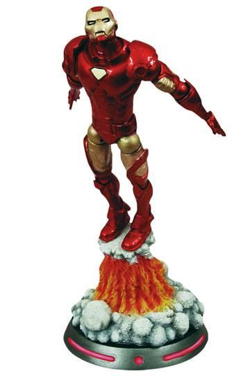 d_diamapr083470 Marvel Select Akciófigura - Iron Man 18 cm