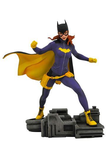 d_diamjan192545DC Comic Gallery PVC Statue Batgirl 23 cm