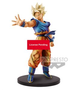 x_banp82433 Dragonball Z Blood of Saiyans Figura - Super Saiyan Son Goku 18 cm