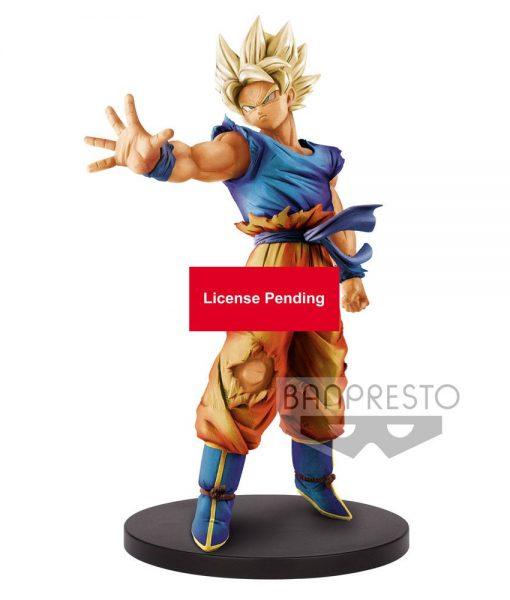 x_banp82433 Dragonball Z Blood of Saiyans Figura - Super Saiyan Son Goku 18 cm