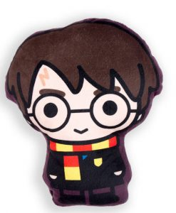 x_crw10668 Harry Potter párna - Harry 35 x 29 cm