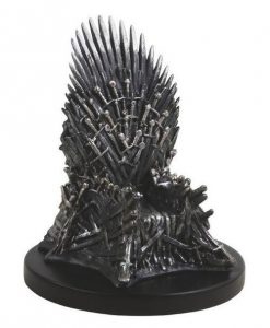 x_daho3004-166 Game of Thrones Szobor - Iron Throne 10 cm