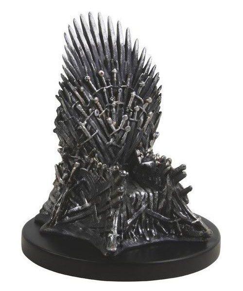 x_daho3004-166 Game of Thrones Szobor - Iron Throne 10 cm