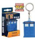 x_fk8689 Doctor Who Pocket POP! Vinyl Keychain Tardis 4 cm