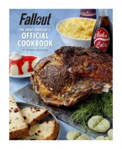 x_isc83397 Fallout Szakácskönyv - The Vault Dweller's Officiall Cookbook