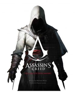 x_isc87600 Assassin's Creed Art Book - The Complete Visual History