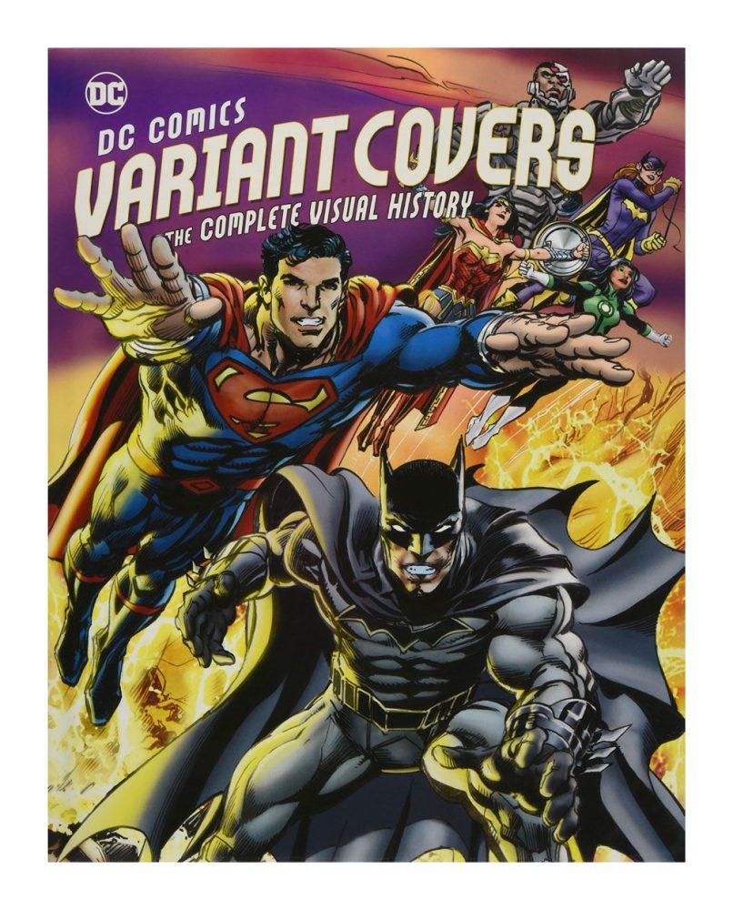x isc87832 DC Comics Art Book Variant Covers 7d80f2d15c