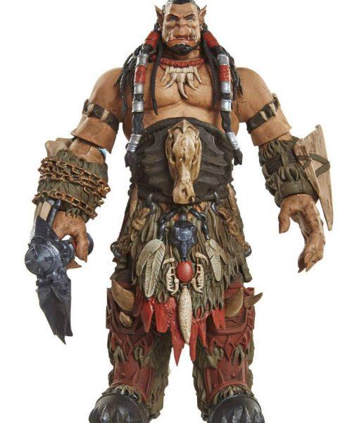 x_jpa454770 Warcraft akciófigura - Durotan 15 cm