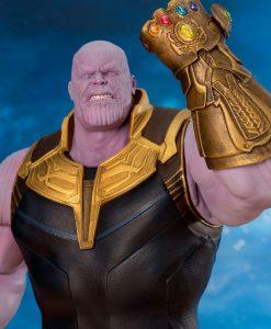 x_ktomk270 Avengers Infinity War ARTFX+ PVC Szobor - 1/10 Thanos 28 cm