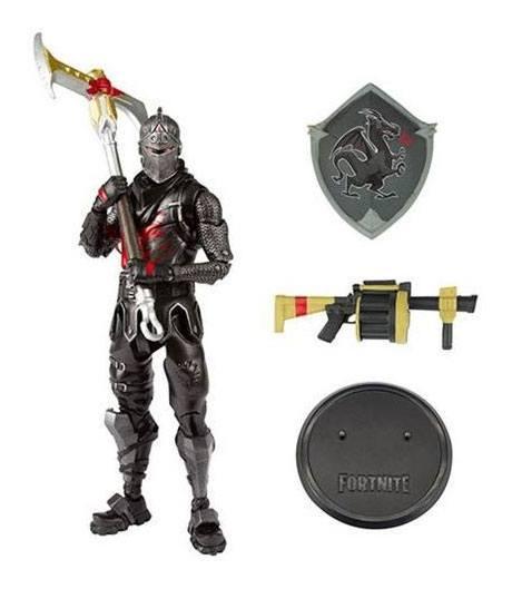 x_mcf10604-6 Fortnite Games Akciófigura - Black Knight 18 cm