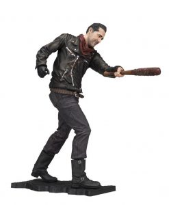 x_mcf13056-0 The Walking Dead TV Version Deluxe akciófigura - Negan Merciless Edition 25 cm
