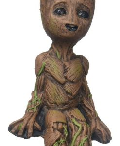 x_rub34516 Marvel Comics - Guardians of the Galaxy Vol. 2 - Costume Accessory Shoulder Sitter Groot 26 cm