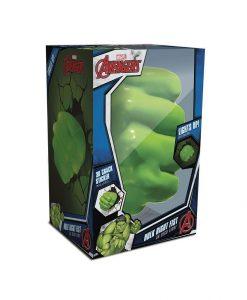 x_3dl49467 Marvel Comics 3D LED világítás - Hulk Ökle