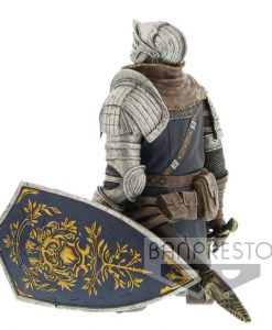x_banp85197 Dark Souls Sculpt Collection Figure PVC Szobor Vol. 4 - Oscar Knight of Astora 12 cm