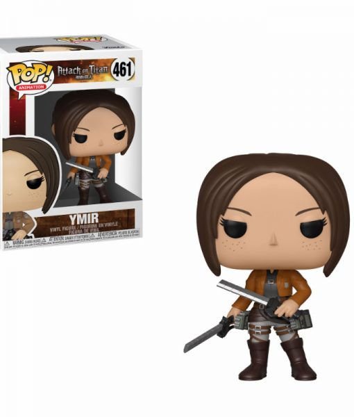 x_fk35677 Attack On Titan Funko POP! figura - Ymir 9 cm