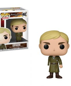 x_fk35680 Attack on Titan POP! Animation Vinyl Figure Erwin (One-Armed) 9 cm