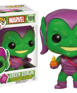 x_fk7575 Marvel Comics Funko POP! figura - Green Goblin 9 cm