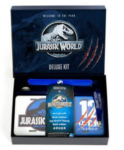 x_doco-dcjw04 Jurassic World Deluxe Kit - Welcome to the Park