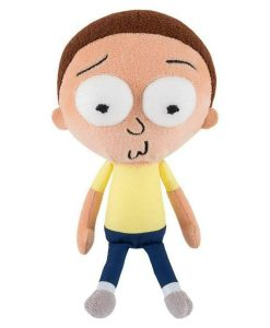 x_fk26658 Rick & Morty - Galactic Plushies Plüss figura Morty 41 cm