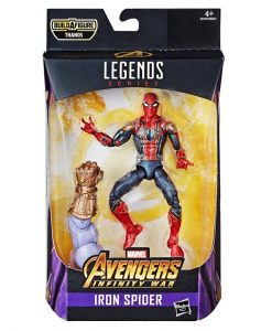 x_hase0857e481_a Marvel Legends Akciófigura - Iron Spider (Avengers: Infinity War)