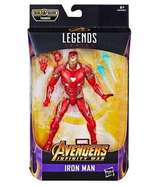 x_hase0857e481_e Marvel Legends Akciófigura - Iron Man (Avengers: Infinity War)